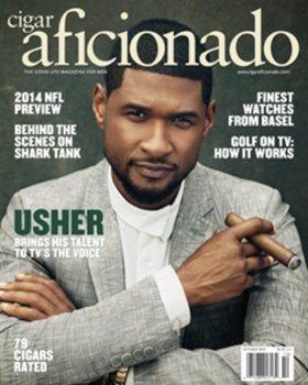 Журнал Cigar Aficionado - Сент/Окт 2014