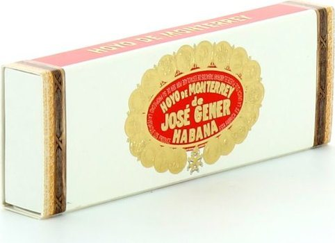 cigar matches 'Hoyo de Monterrey'