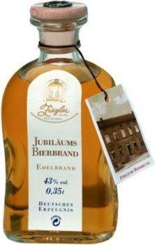 Ziegler Jubilдums Bierbrand 0,35l - Zigarrenbrand