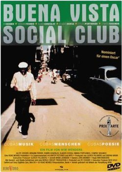 dvd Buena Vista Social Club, немецкий