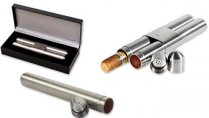 Металлические футляры для сигар