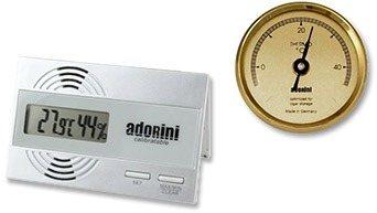 Гигрометры и термометры