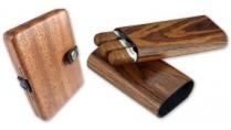Деревянные футляры для сигар
